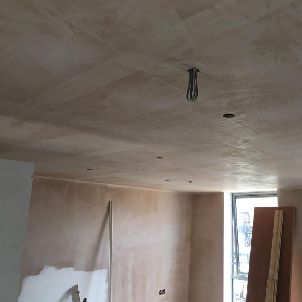 Plastering-Student-Accommodation