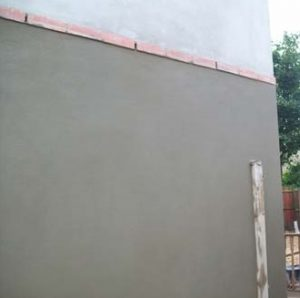 sand and cement type of render